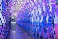 %22One Way Colour Tunnel%22